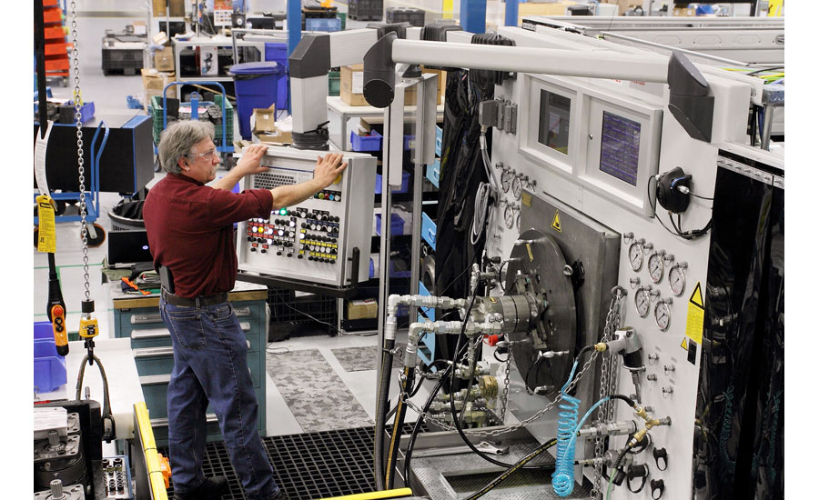 2016 Assembly Plant of the Year: Bosch Rexroth Flexes Its