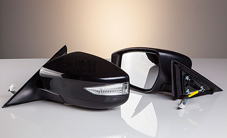 New Assembly Plant Manufactures Rearview Mirrors