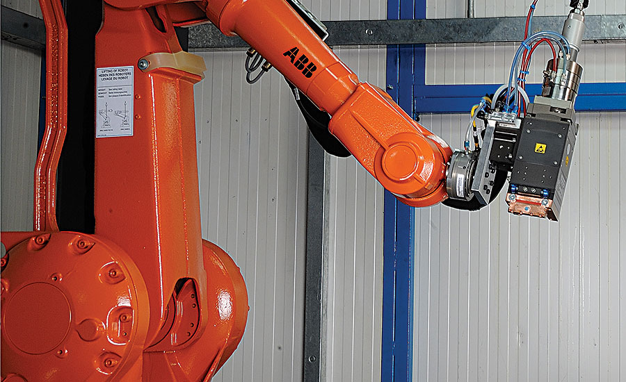 New Technology for Robotic Welding | 2016-09-08 | embly Magazine