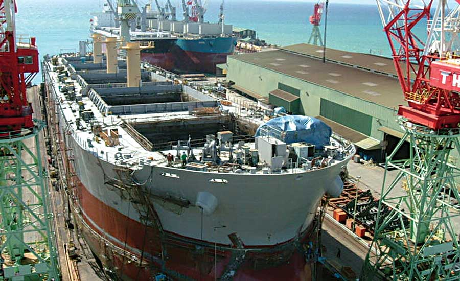 Software Transcends Shipbuilder's Assembly, Communication Troubles