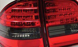 Vibration Welder Assembles Automotive Taillights