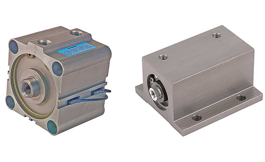 Compact Pneumatic Cylinders Can Play Big Roles in Automation