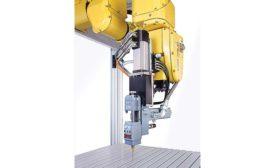 Actuator Ensures Precise Metering, Mixing and Dispensing