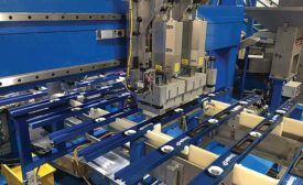 Ultrasonic Welder Solves Challenge of Assembling Long Plastic Parts
