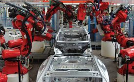 Robots Rev Up Assembly at Maserati