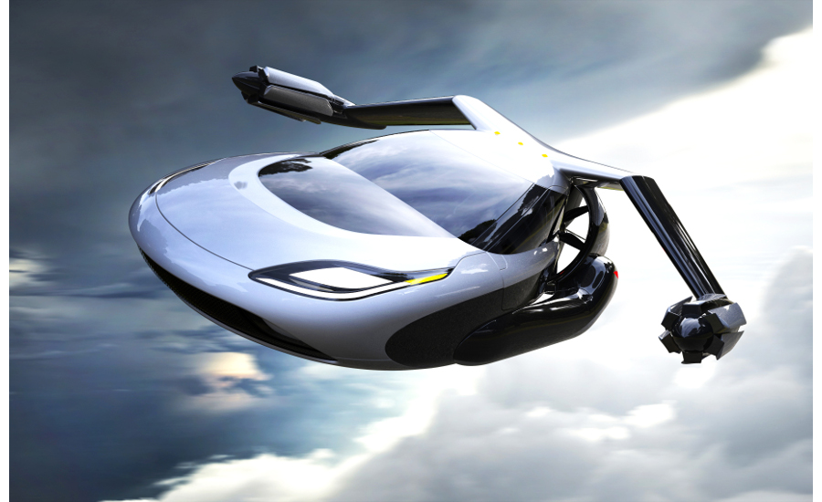 Flying cars blur fact and fiction