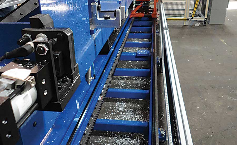 Roller Pinion Moves Drilling Machine to Higher Performance