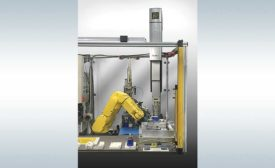 Ultrasonic welder helps electrical equipment company optimize plastic parts assembly
