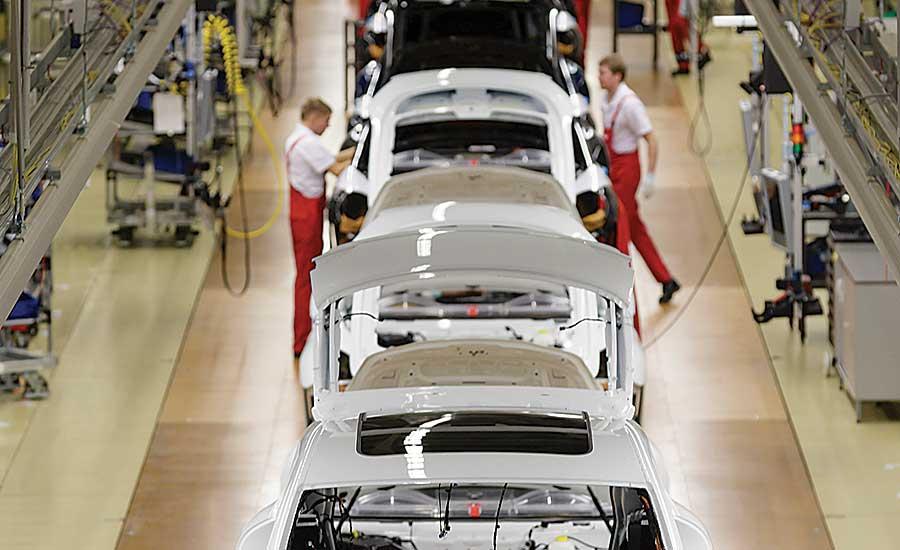 Software Aids Harness Design at Porsche