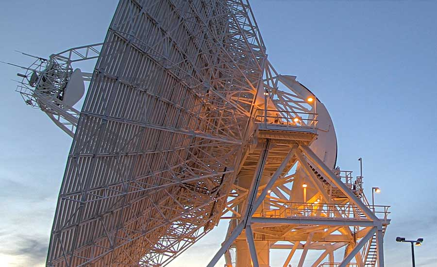 Motors Enable Antennas to Precisely Track Spacecraft