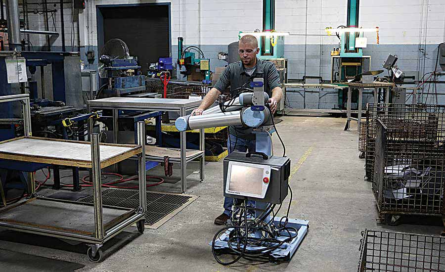 Robots Get Mobile | 2017-09-01 | Assembly Magazine