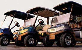 Cordless Tools Ensure Quality, Improve Ergonomics on Golf Cart Assembly Line