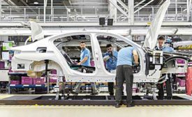 Magna to Assemble Self-Driving Cars for Lyft