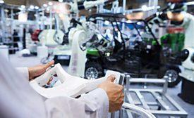 Kawasaki Unveils Collaborative Robot System