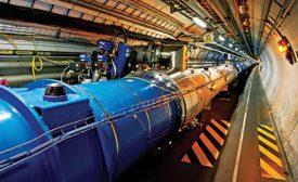 Pfeiffer Vacuum Supplies Particle Accelerator