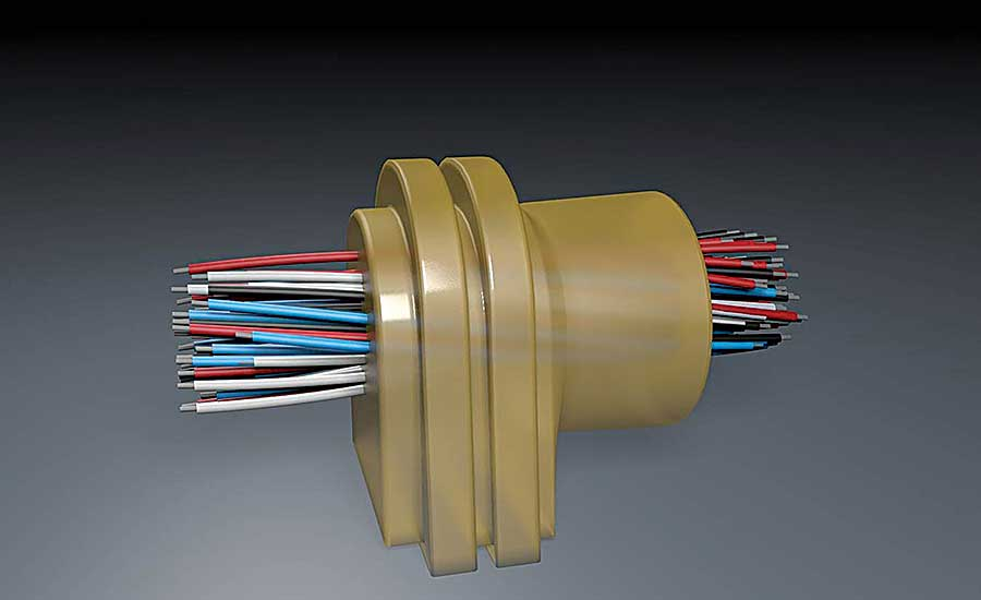Low-Pressure Molding Controls Stress on Wire Assemblies