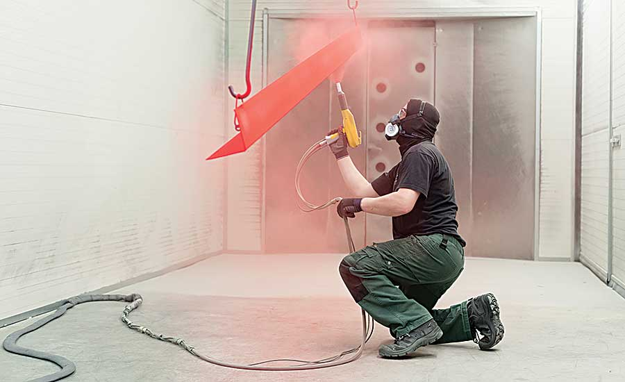 Powder Coating and Adhesives