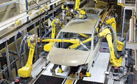 Robot Demand Remains Red Hot