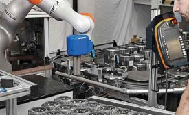 Cobot lends a hand to improve Siemens motor production