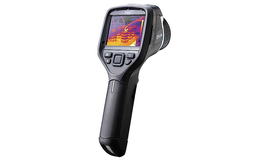 Inspection With Thermal Imaging