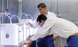 3D-Printed Tools aid Assemblers at VW Autoeuropa Plant