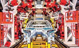 Alfa Romeo Goes Robotic on its BIW Line