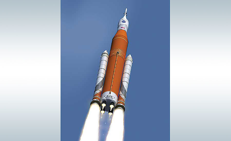 Aids Design of Wire Harness for NASA's New Rocket   2018-07 ... on