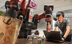 Engineers Study Self-Assessing Robots