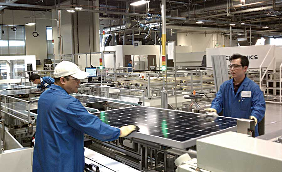 Competition Aims to Boost Domestic Solar Production