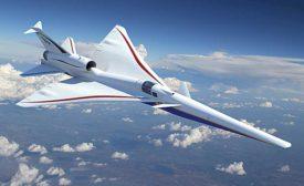 Lockheed Martin, NASA team up to tackle sonic booms