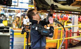 Exoskeletons Lend a Lift at Ford