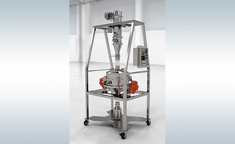 Metal Powder Recovery System Cuts Material