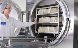 Sterilizing Medical Devices Requires Friendly Agents