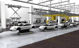 Porsche Rethinks Traditional Automotive Assembly Lines
