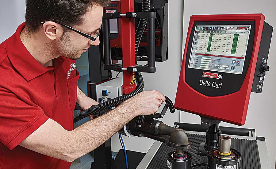 With the right equipment, assembly tools can be calibrated in-house