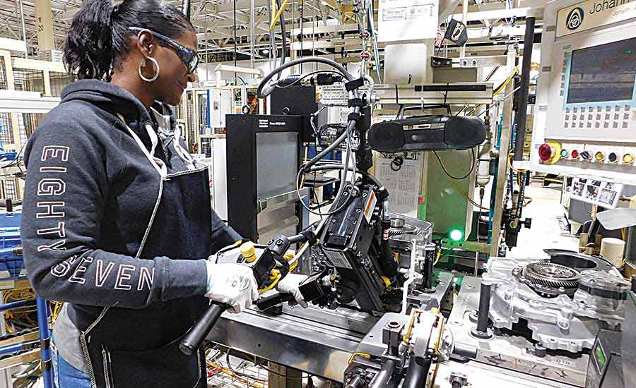 2018 Assembly Plant of the Year: Ford Shifts Flexible Assembly Into High Gear