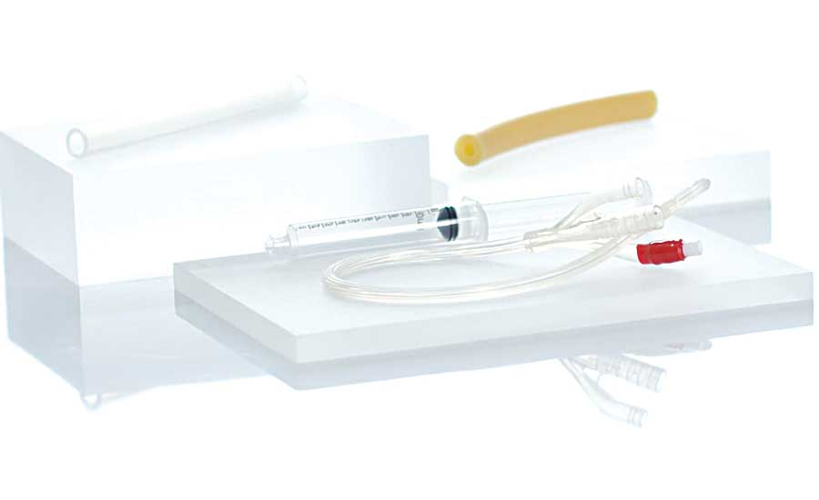 Silicone adhesives for medical devices