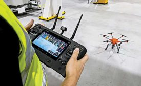 Ford Adopts Drones to Inspect Engine Plant