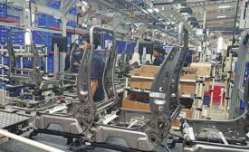 Custom Conveyor Keeps Johnson Controls Moving Forward