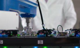 Nike Firmly Holds Onto Innovative Robot, Gripper Technology