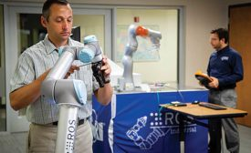 Southwest Research Institute Creates Cobot Lab