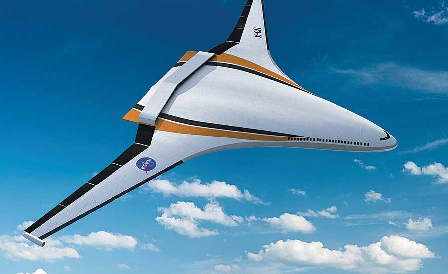 New Designs Could Alter The Look Of Future Commercial Aircraft 2019 04 02 Assembly