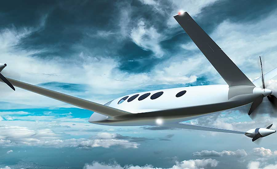 New designs could alter the look of future commercial aircraft.