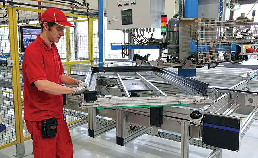 Conveyors for Large Loads