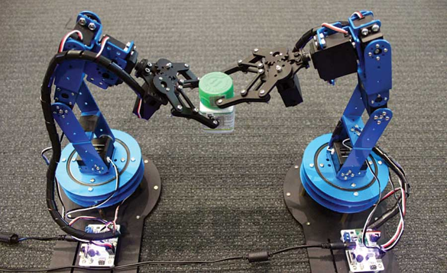 MIT Robots Track Moving Objects
