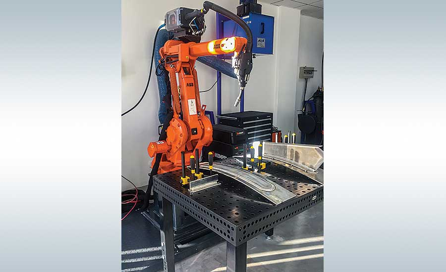 Calculating ROI for Automated Welding Equipment