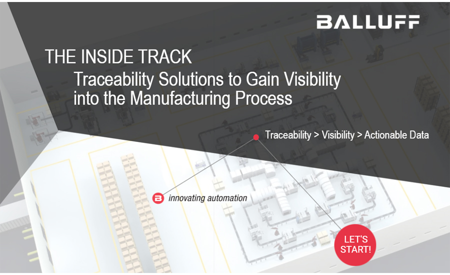 Traceability Solutions to Gain Visibility into the Manufacturing Process