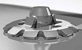 Micro-Disk Alternative Fastener