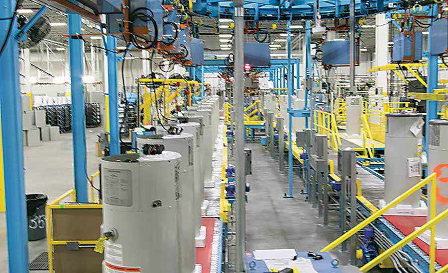 Quality control keeps appliance manufacturer out of hot water