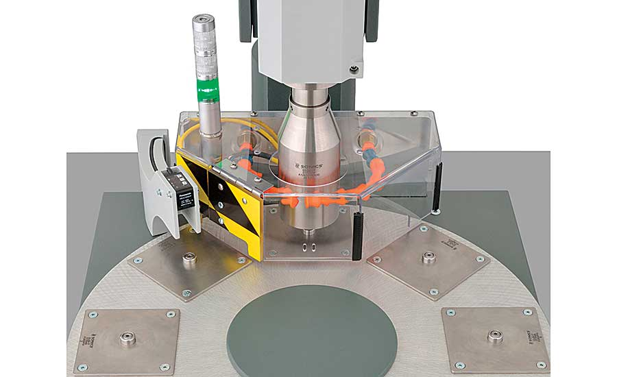 What's New With Ultrasonic Welding